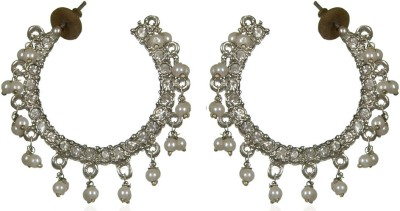 Raga Jewels Alloy Hoop Earring