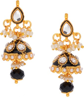 Gehnamart EAR-160 Alloy Jhumki Earring
