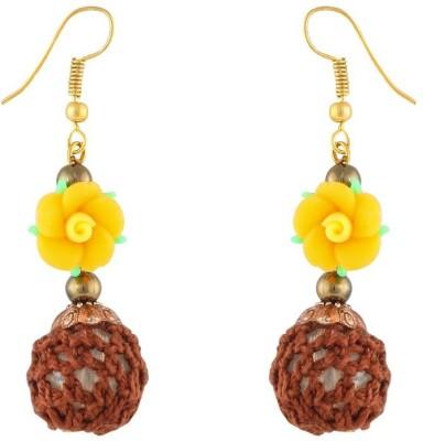 Jewlot Tremendous Fashion 1223 Metal Dangle Earring