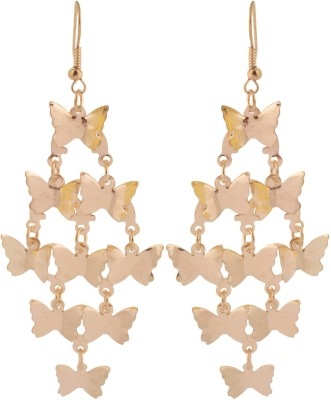 Jewellerynstyle jns-sger-butterfly Alloy Dangle Earring