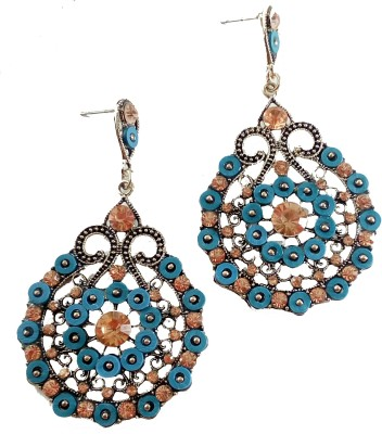 Gennext GNT-BLUE Alloy Dangle Earring