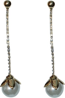 ANAHI Queen Crystal Drop Earring