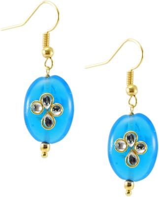TwishQ Handmade Glass Dangle Earring