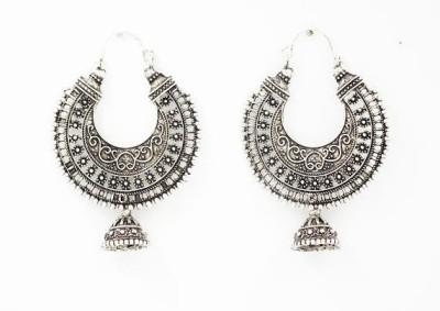 SK Trendy and Appealing Brass Chandbali Earring