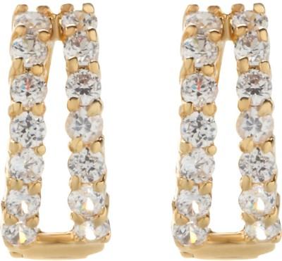 De Beaute Alloy Huggie Earring