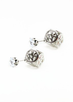Bellofox Intricate Stars Alloy Stud Earring