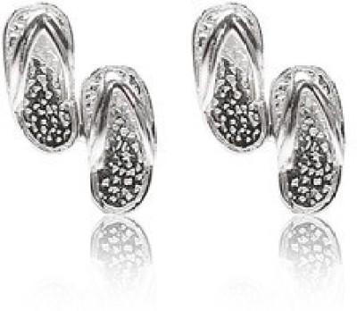 VelvetCase Beach Passion Stud Earrings Silver Stud Earring