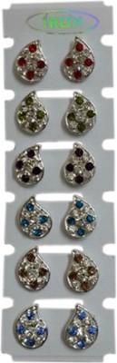 A To Z Sales AZ3100S Metal Earring Set
