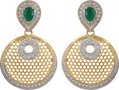 Trend Overseas AD__012 Copper Drop Earring