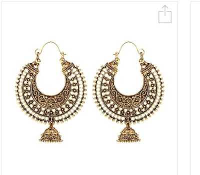 Sale Funda Ethnic Jhumki Alloy Jhumki Earring