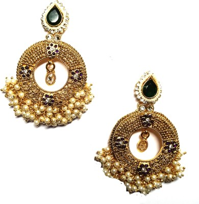 Kanas Jewellers Spring Sparkle Cubic Zirconia Alloy Drop Earring
