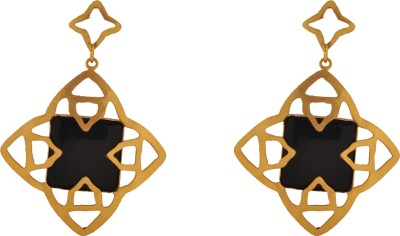 Ltd Edition LTD BR-GP9 Brass Drop Earring