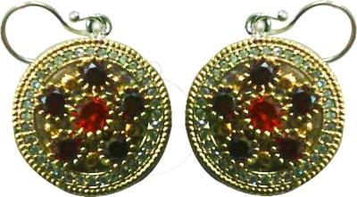 zenith jewels princess11 Brass Chandelier Earring
