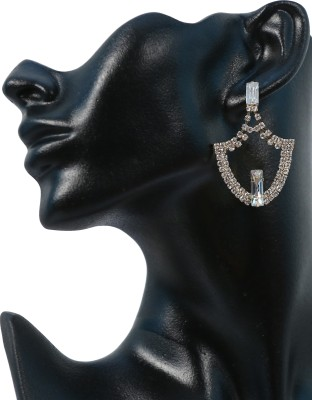 Krazzy Collection Designer Copper Drop Earring