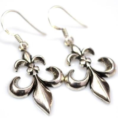 Anavaysilver Ear032 Sterling Silver Dangle Earring