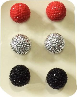 Verceys Fashion Jewellery Ceramic Earring Set