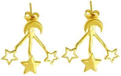 Aabhushan Aabhushajewels Sterling Silver Stud Earring