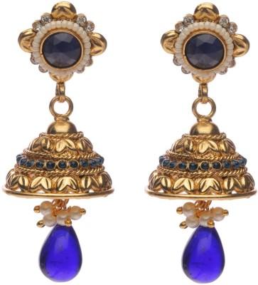 Rays Designer Copper Jhumki Earring