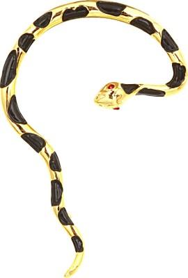 Madclozet Snake Metal Cuff Earring