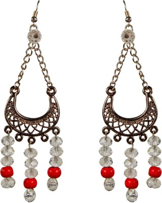 Retaaz Doux Ardour Junk Metal Dangle Earring