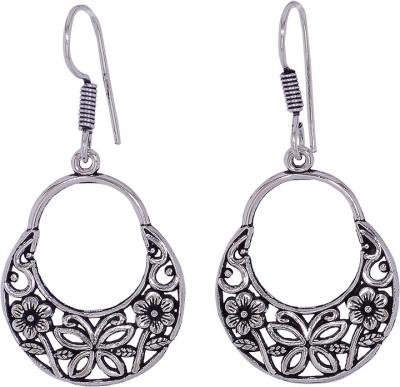 Silvery ME012 Copper Dangle Earring