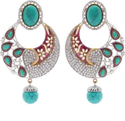 Mayra Handicrafts Handsome Brass Drop Earring