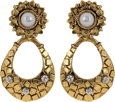 Bling N Beads Gracious Appeal Alloy Drop Earring
