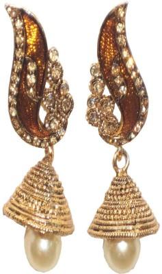 shrungarika Fashionable Alloy Jhumki Earring