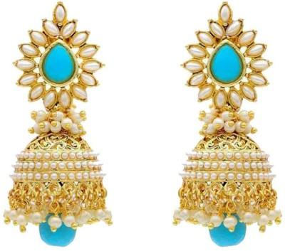 Chrishan stylish Alloy Jhumki Earring