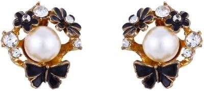 Jewlot Ravishing 1043 Metal Stud Earring