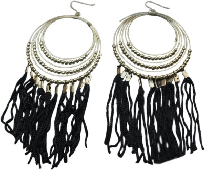 Deepika Designs Alloy Tassel Earring