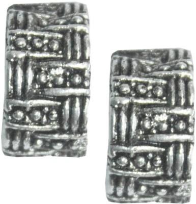 Beingwomen Oxidized Fashion Alloy Stud Earring