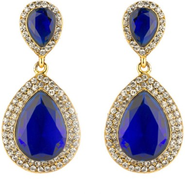 CTW Diva Style Trendy Cocktail Alloy Drop Earring