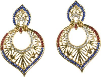 Indowave Splendid Heart shape Alloy Drop Earring