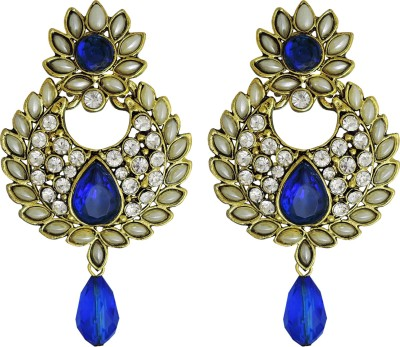 Aura Collection Statement36 Alloy Chandbali Earring