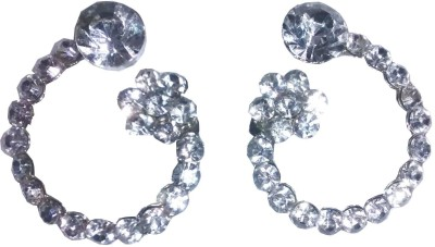 shrungarika Ethnic Alloy Stud Earring