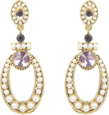 Inaya Everyday::Love::Religious::Wedding & Engagement::Workwear Brass Chandelier Earring