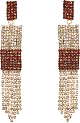 NM Products Marvellous marron Alloy Drop Earring