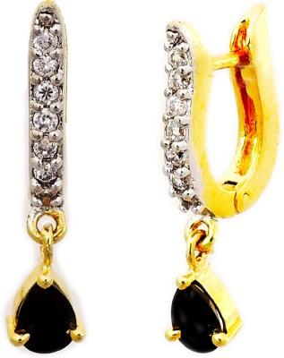 Aura Collection fk15 Alloy Hoop Earring
