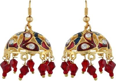 Veracious Jewellery Brass Jhumki Earring