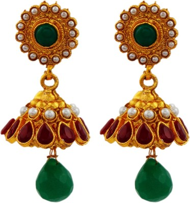 Jewels and Deals FE-582 Alloy Jhumki Earring
