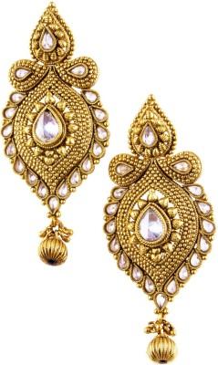 Jahnvi Distinctive Metal Dangle Earring