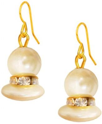 Beingwomen Elegant White Fashion Alloy Dangle Earring