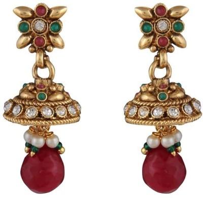 Panini M_16 Copper Drop Earring