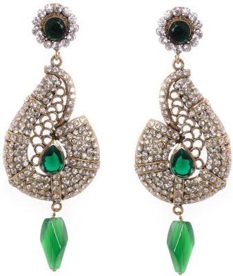 Buyclues SSJ6095 Brass Earring Set