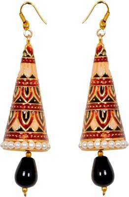 The Trendy Trendz Traditional Copper, Alloy Jhumki Earring