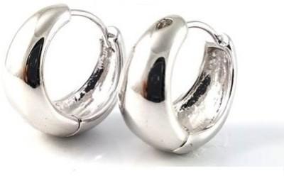 Ammvi Stainless Steel Huggie Earring
