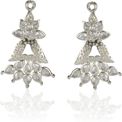 Kshitij Jewels Alloy Drop Earring
