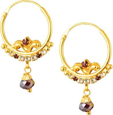 Aahaan DS2201 Alloy Hoop Earring