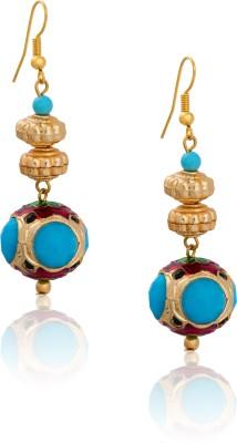 Zevar Ambardhara Copper Jhumki Earring